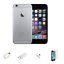 IPHONE-6-RICONDIZIONATO-64GB-GRADO-B-NERO-SPACE-GREY-ORIGINALE-APPLE-RIGENERATO miniature 1