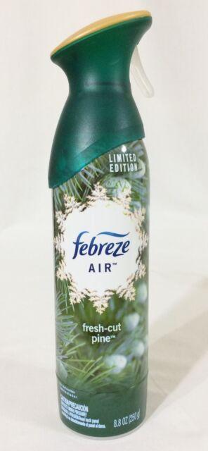 Febreze Air Fresh Cut Pine Air Freshener LIMITED EDITION 8.8 oz