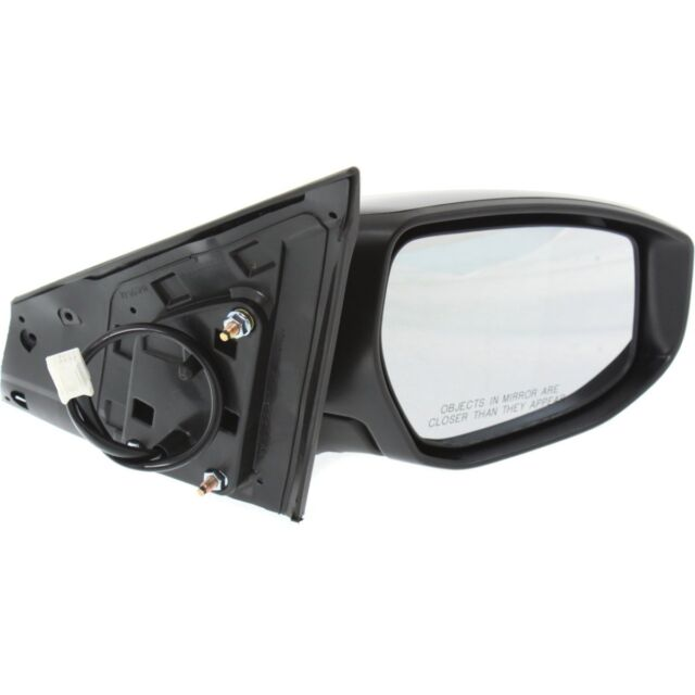 New Mirror Passenger Right Side Heated RH Hand for Nissan Sentra 13-18 NI1321262