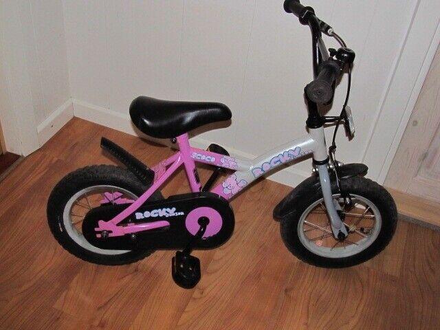 Pigecykel, classic cykel, Rocky