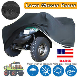 USA-67-034-Garden-Tractor-Heavy-Duty-Riding-Lawn-Mower-Cover-Waterproof-Protector