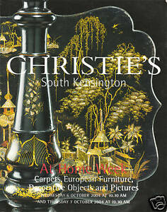 CHRISTIE-039-S-Carpets-EUROPEAN-FURNITURE-Decorative-Objects-PICTURES-October-2004