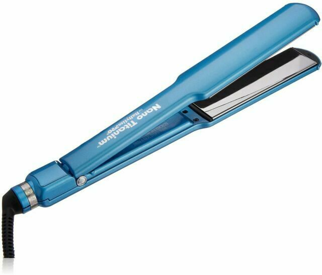 BaByliss PRO Nano Titanium 1.5 inch Ultra-Thin Straightening