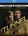 The Tunnel: Season One (Blu-ray Disc, 2016, 3-Disc Set, UK Edition)