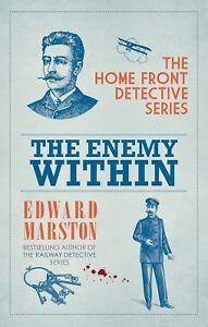 Edward-Marston-The-Enemy-en-Tout-Neuf-Livraison-Gratuite-Ru