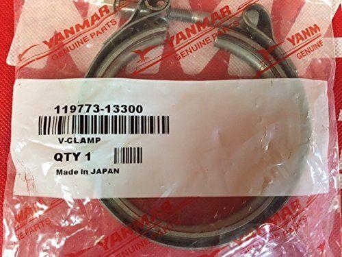 Yanmar 119773-13300 V-CLAMP Genuine OEM