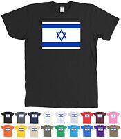 Israel Flag T-shirt Tee - Many Colors