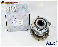 BMW X5 X6 AWD Front Wheel Bearing & Hub Assembly 31206795959