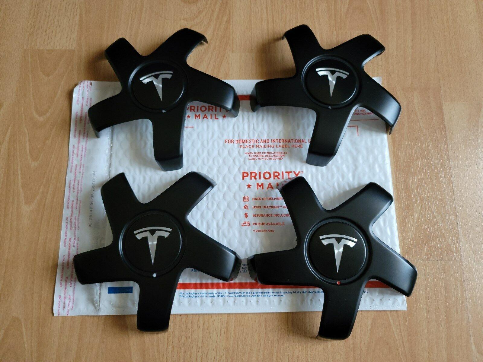 Couvercle De Serrure De Porte 4 Pi/èces Voiture Verrouillage De Porte Housse De Protection De Pr/évention De La Rouille Couvercle De Protection De But/ée De Polite Motto.h VERLOCO pour Tesla Model3