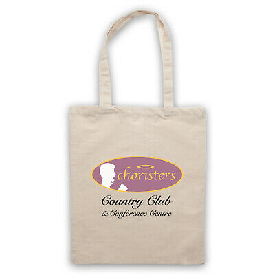 Alan Partridge Unofficial Choristers Country Club Logo Tote Bag Life Shopper