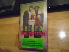 SEALED RARE OOP Natural Selection CASSETTE TAPE r&b 1991 Randy & The Gypsys SASS