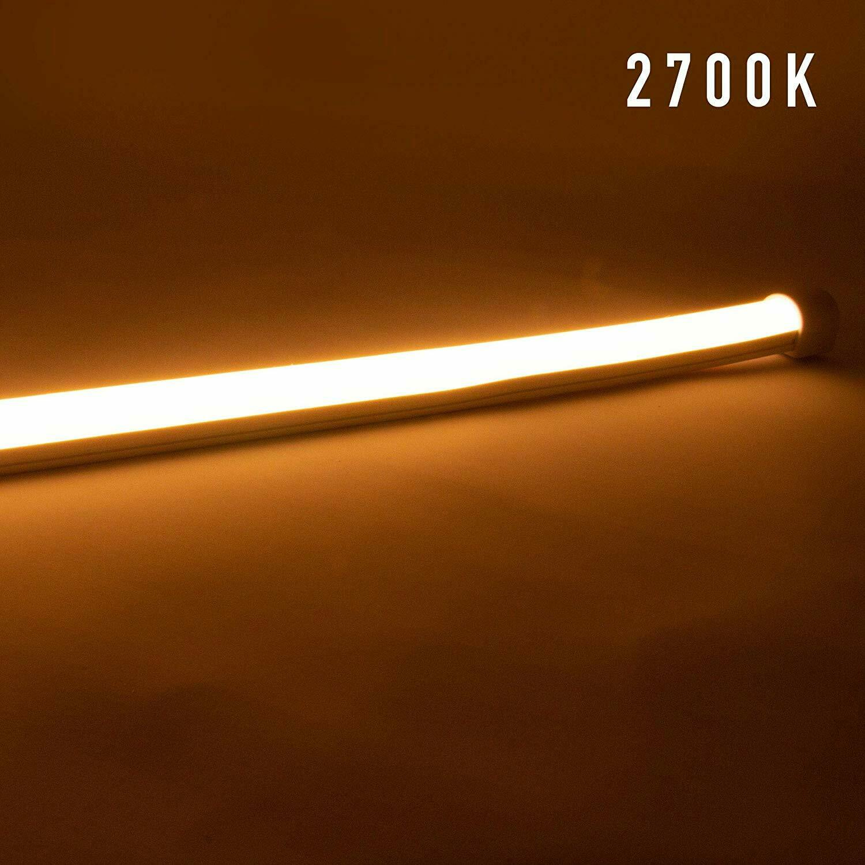 Diodo Led Neon Blaze 24V LED luz superior emitiendo lineal 2.4W ft 2700K 32.8ft