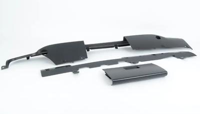 Attivo Nuovo Originale Bmw Series 3 E46 M Diffusore Paraurti Posteriore Pannello