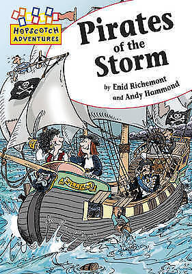 Pirates of the Storm Hopscotch Adventures, Richemont, Enid, Used; Good Book