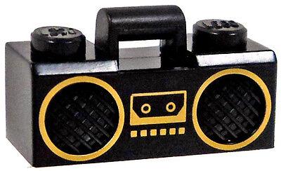 Radio X1 Minifigure Not Included. Lego Minifigure Accessory Boom Box
