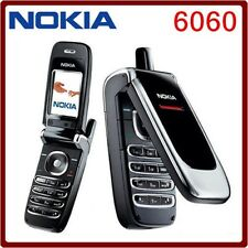 ORIGINAL Nokia 6060 Black 100% UNLOCKED Cellular Phone GSM 6060c Warranty FREE 9
