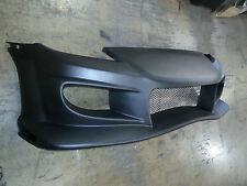 Mazda RX 8 Invader style Fiberglass Front Bumper Body Kit