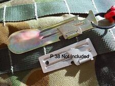1 Australian Army Ration Pack Can Opener Fred P38 SAS Camp Hike Fish Dpdu Dpcu