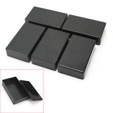 5pcs Plastic Electronic Project Box Enclosure Instrument Case 100x60x25mm