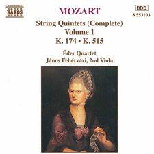 Eder Quartet, W.a. Mozart - String Quartets 1 [New CD]