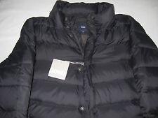 GAP Down Jacket Puffer Jacket BRAND NEW Men's Puffy Winter Black Coat SIZE LARGE