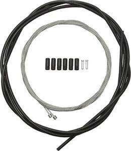 Shimano-Road-SP40-Derailleur-Cable-Set-noir