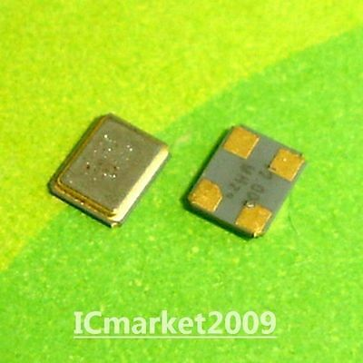 100 PCS 12MHz SMT 12.000MHz 12.000M 12M 12 MHz HC-49S Crystal SMD NEW