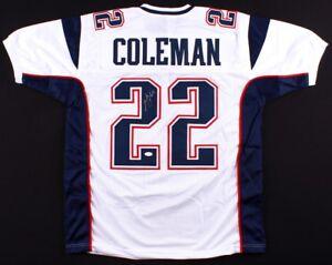 info for ea337 1c2cc Details about Justin Coleman Signed Patriots Jersey (JSA COA) Super Bowl  champion (LI)