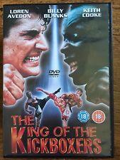 Loren Avedon Billy Blanks KING OF THE KICKBOXERS: No Retreat Surrender 4 UK DVD