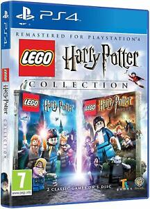 LEGO-Harry-Potter-PS4-Kids-Game-PlayStation-4-anni-1-4-5-7-NUOVO-e-SIGILLATO