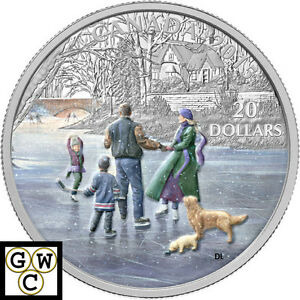 2015-039-Ice-Dancer-039-Colorized-Proof-20-Silver-Coin-1oz-9999-Fine-14093