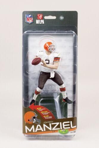 Buy 6+ FREE SHIPPING McFarlane NFL 35 Johnny Manziel CL#//2000