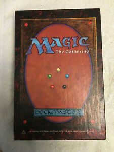 Box-amp-Tray-Only-1994-Magic-the-Gathering-Starter-Set-3rd-Edition-Deckmaster