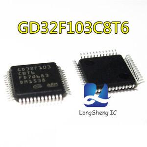 5PCS-GD32F103C8T6-Quad-Flat-Paquete-Nuevo