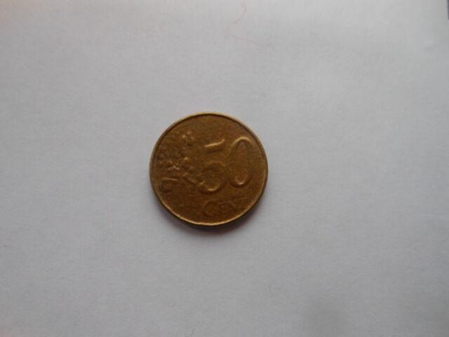 Frankreich 50 Cent Fehlprägung Ebay