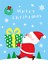 Christmas-Window-Glass-Stickers-Decal-Santa-Snowman-Shop-Xmas-Party-Wall-Decor thumbnail 20
