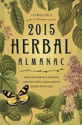 2015 Herbal Almanac Book ~ Wiccan Pagan Supply