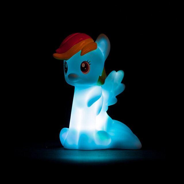 My Little Pony Rainbow Dash Illumi-mate Couleur Changeante LED CHEVET clair