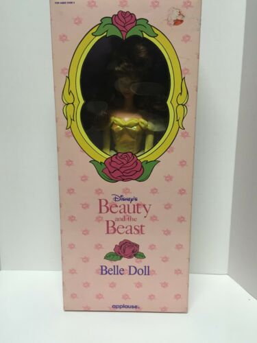 Belle Doll from Disney Beauty and the Beast by Applause 1991