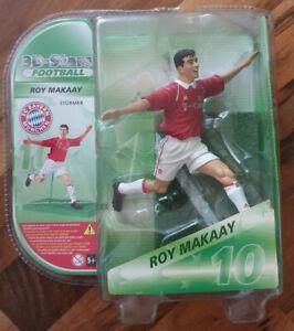 Details Zu 3d Stars Soccer Bundesliga Roy Makaay Bayern Munchen Fussball Figur