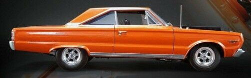 1967 plymouth is Orange 1806702