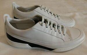 44 Uk Size In Eu 10 Trainers Porsche Italy Design Leather White Made 4wvXqU8q