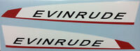 Evinrude Outboard Hood Decals 18/25 Hp 1967