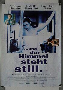 DS453 - Gerollt/KINOPLAKAT - UND DER HIMMEL STEHT STILL Isabella Rossellini, Ant - Deutschland - Vollständige Widerrufsbelehrung Widerrufsbelehrung Widerrufsrecht Sie haben das Recht, binnen eines Monats ohne Angabe von Gründen diesen Vertrag zu widerrufen. Die Widerrufsfrist beträgt einen Monat ab dem Tag, an dem Sie oder ein von Ih - Deutschland