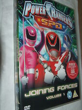 Power Rangers - Space Patrol Delta - Vol.1 Joining Forces  DVD