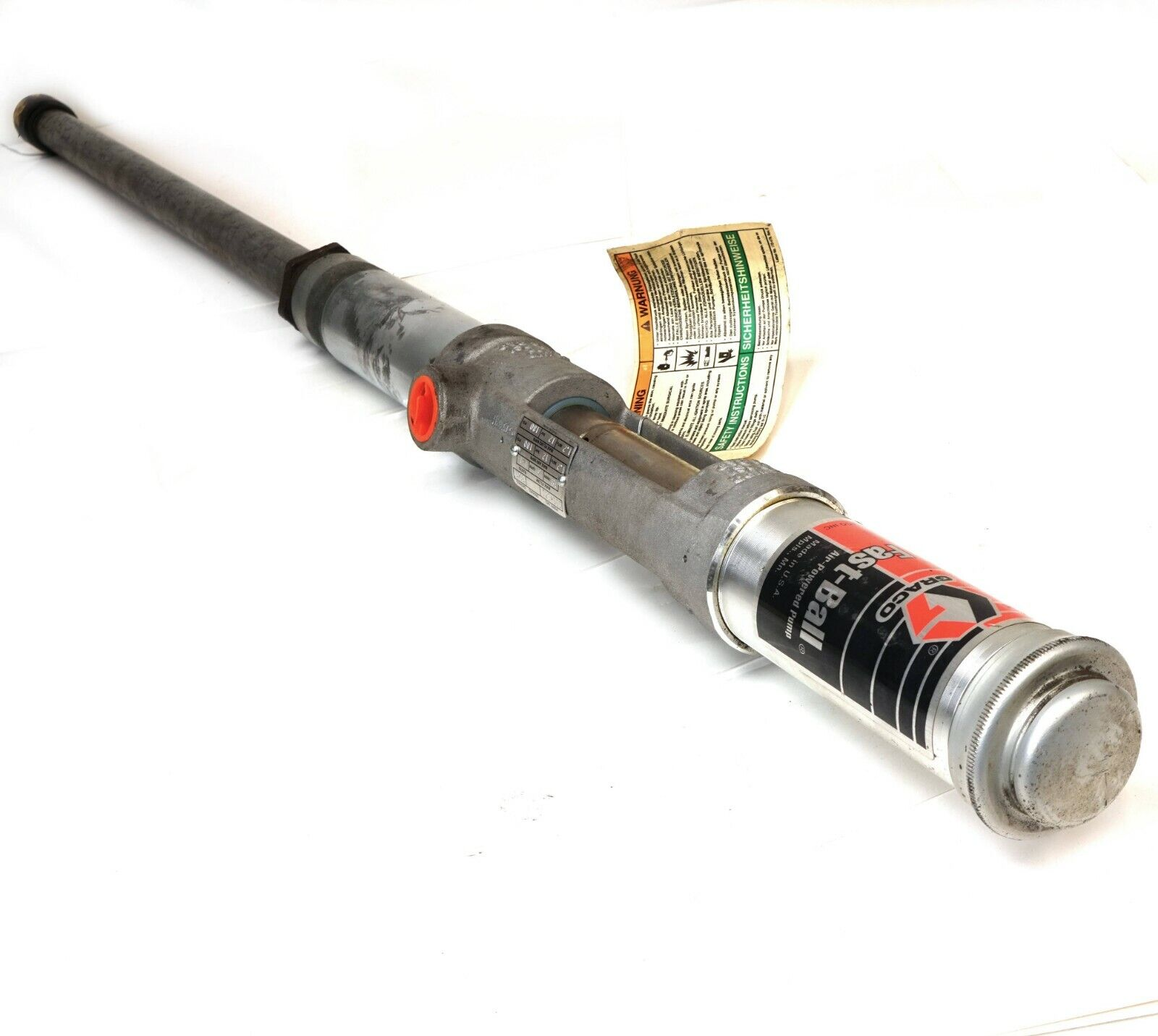 Graco Fast Ball Air Powered Pump 180ps