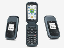 Pantech Breeze 4 P2050 AT&T Cellular Phone Black