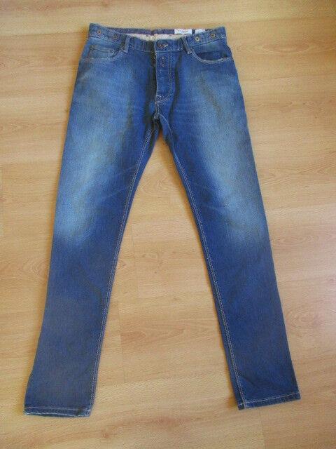 Jeans PULL & BEAR bluee Size 40 à - 43%