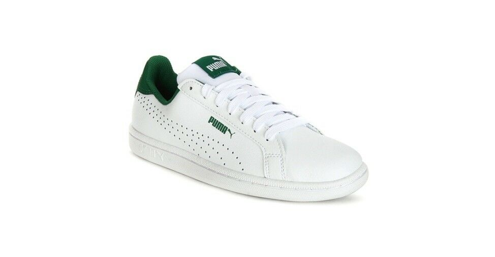 Puma  SMASH PERF white green_36372203 New shoes for men and women, limited time discount