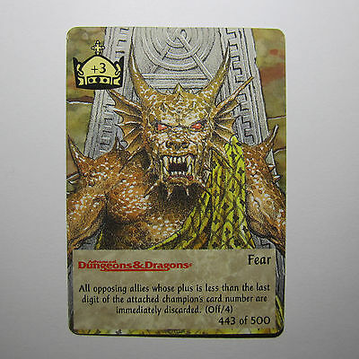 Spellfire 4th Edition Card M//NM 265//500 Lich Conclave